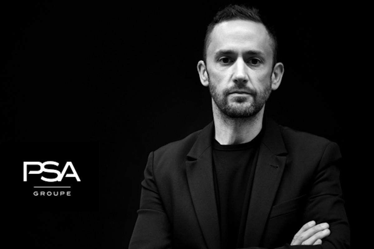 Matthias Hossann è il nuovo direttore del design della Peugeot: sostituisce Gilles Vidal, che è passato alla Renault