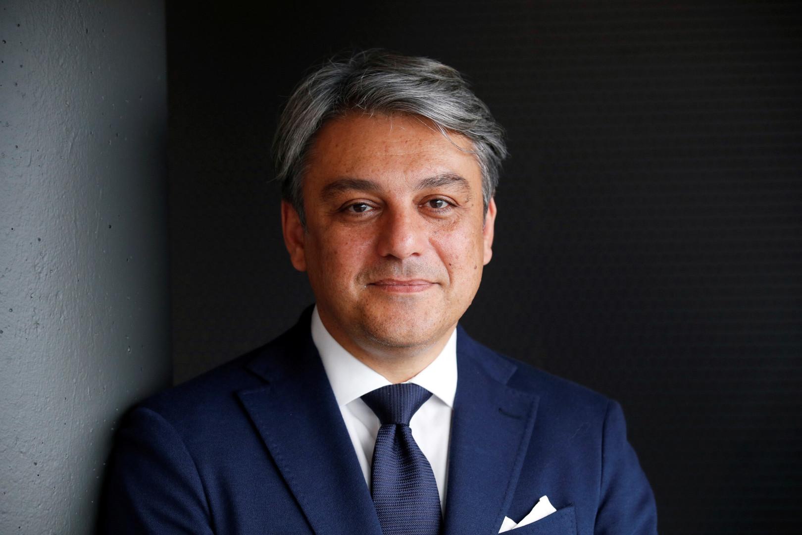 Luca de Meo, nuovo direttore generale della 'Renault'