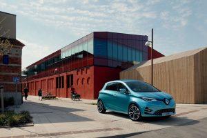 La 'Renault Nuova Zoe'