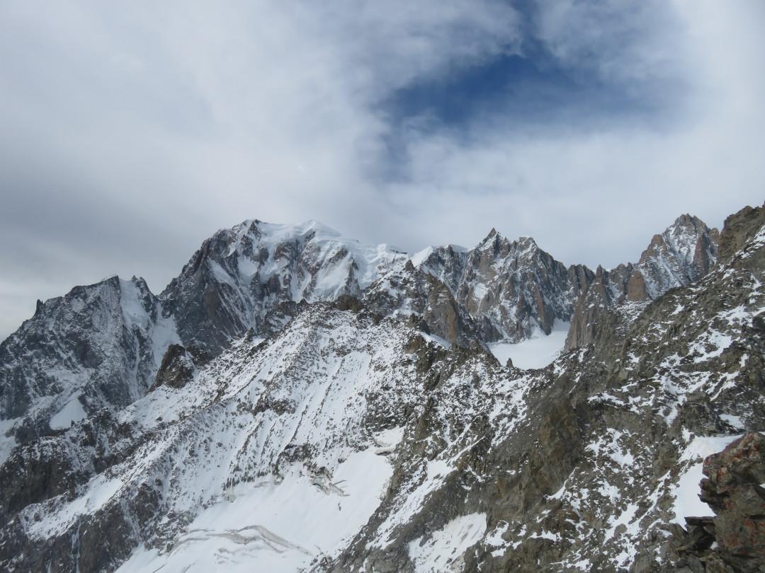 """""""Le Monde"""" affronta la questione del confine sul Monte Bianco: «non ci vorrebbe molto» sottolinea Luciano Caveri"""