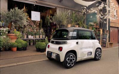 Citroën My Ami Cargo: tutta l'ingegnosità di Ami con un volume di carico pensato per la micro-mobilità ad emissioni zero dei professionisti