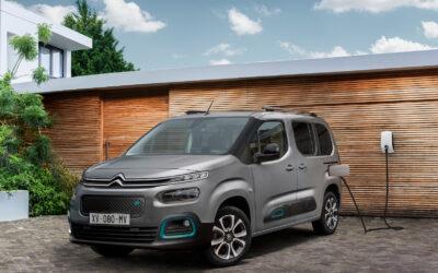 Elettrificazione per tutti: l'offensiva di Citroën per gli abitanti delle città, gli amanti dell'avventura, i professionisti e le famiglie