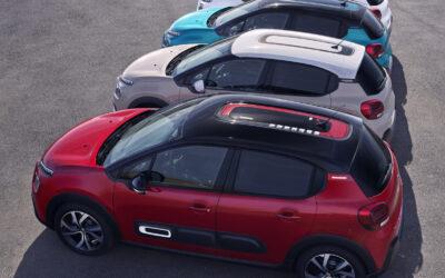 Prodotte un milione di Citroën C3 di terza generazione: il 65 per cento la sceglie bicolore