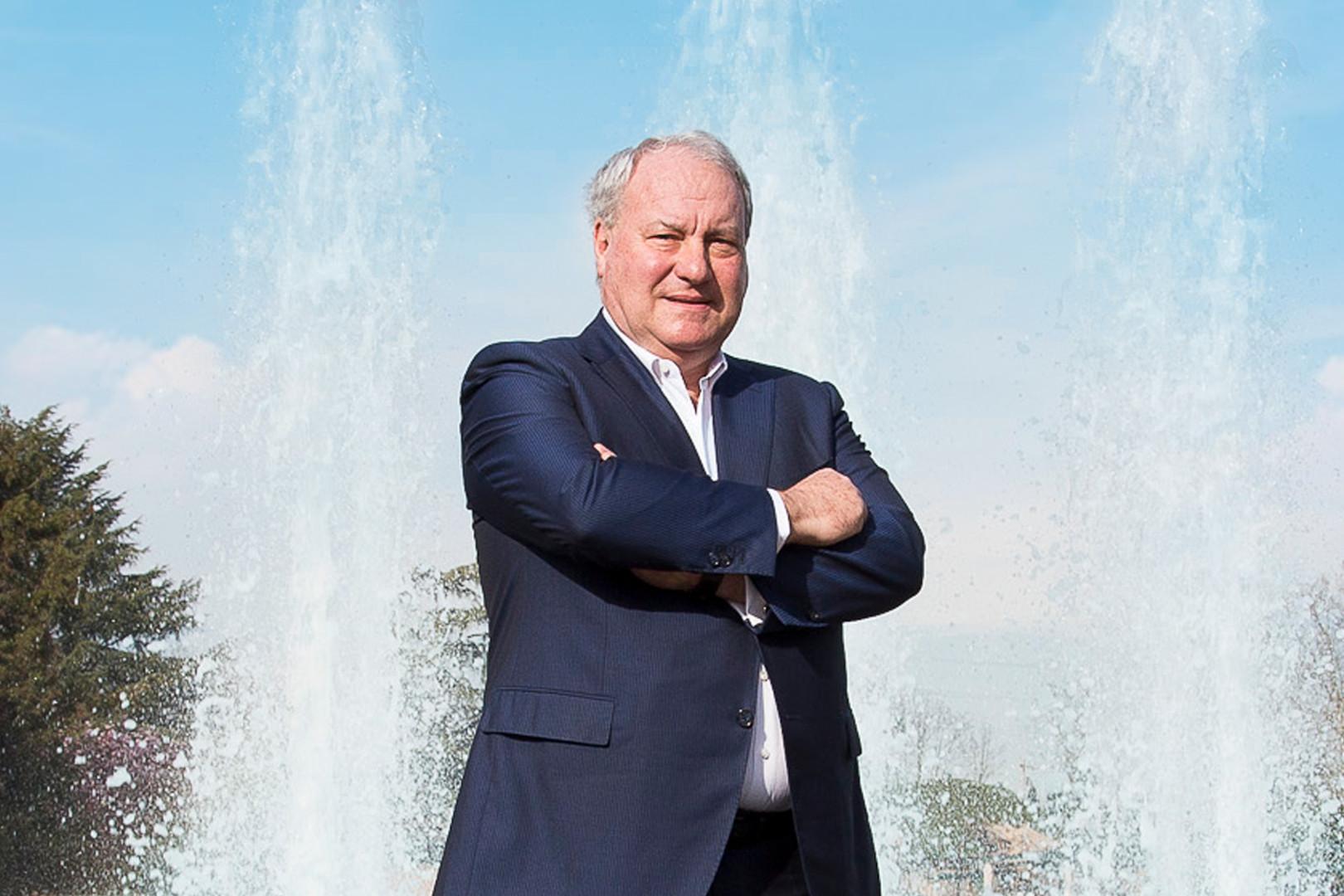 Giuseppe Ira, presidente 'Ppi' e 'Leolandia'
